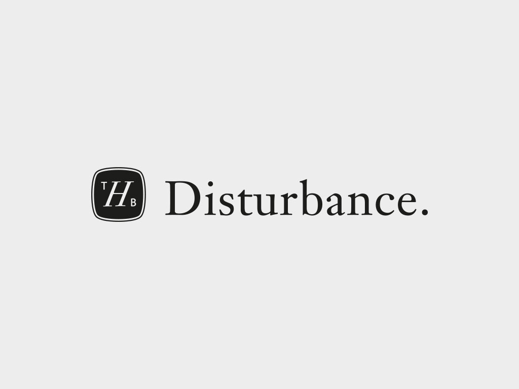 Disturbance Logo