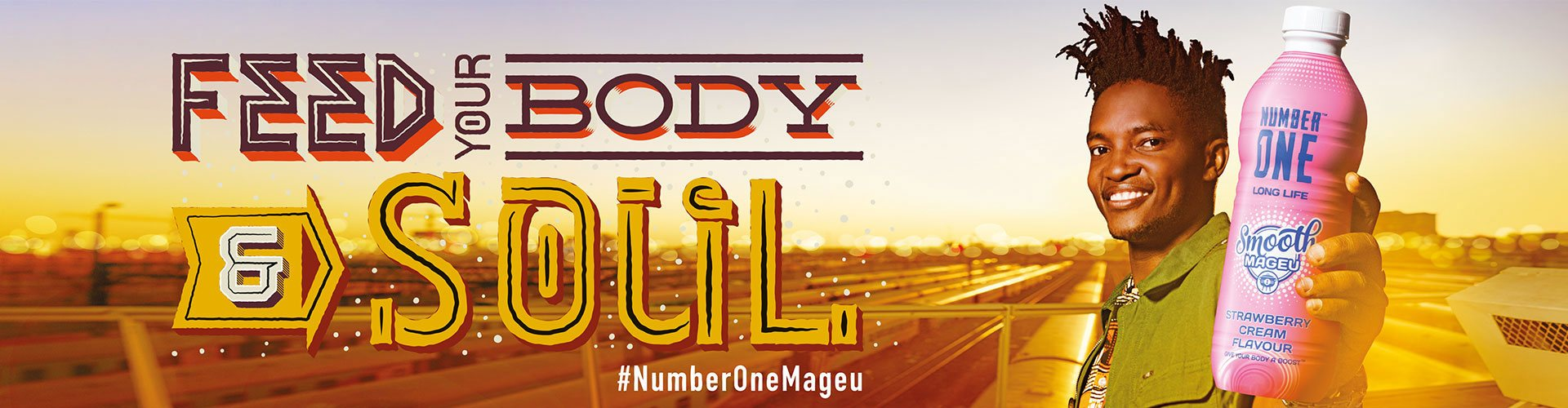 Number one Mageu - Feed your Body and Soul