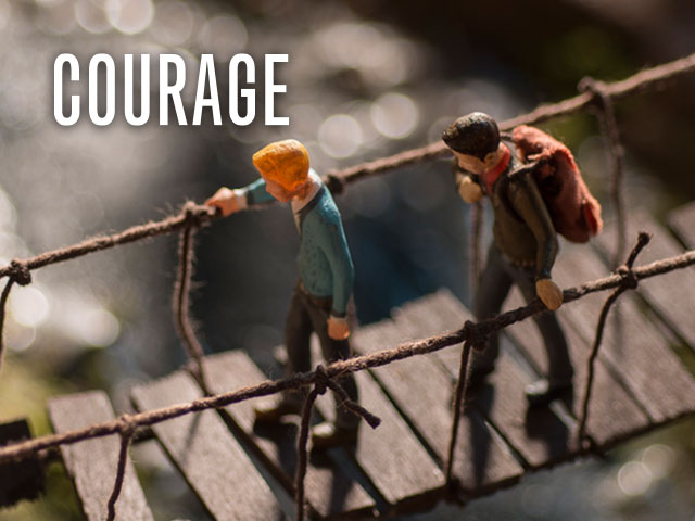 THB Value: Courage