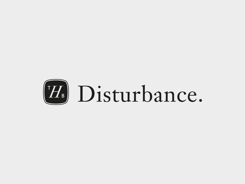 Disturbance Logo