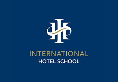 INTERNATIONAL HOTEL SCHOOL LOGO